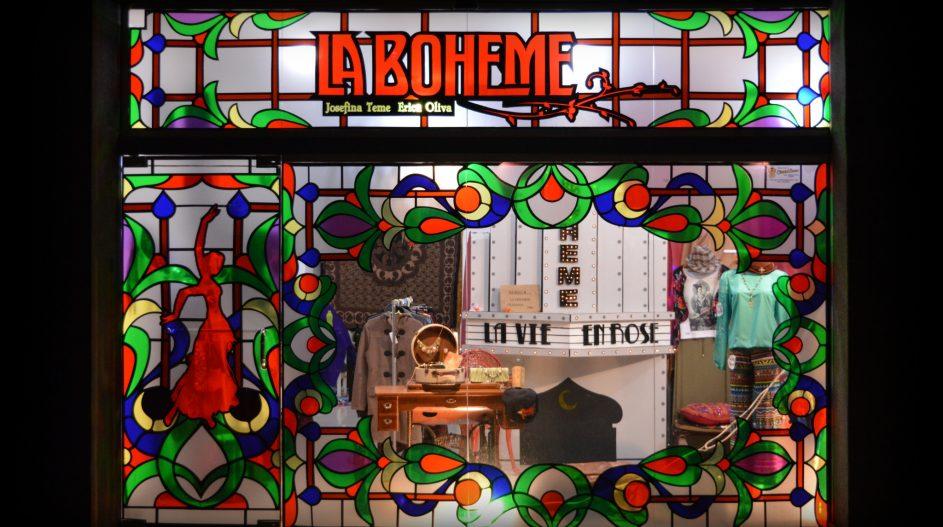 La Boheme - Neo-Vitraux - Arquitecto Cristobal Cravero