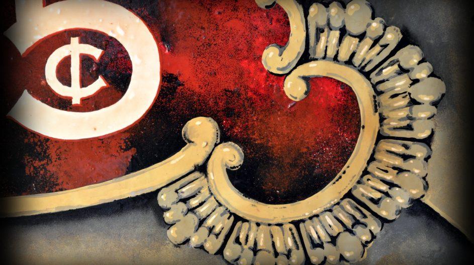 Carteles Clásicos - Dibujo y Letras a mano - Arquitecto Cristobal Cravero