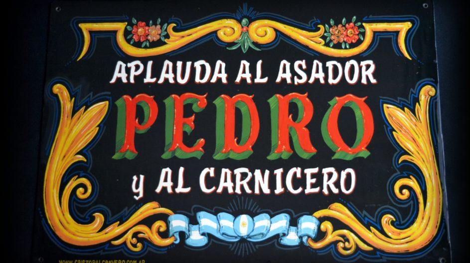 Filete Porteño - Letras a mano - Lettering 1
