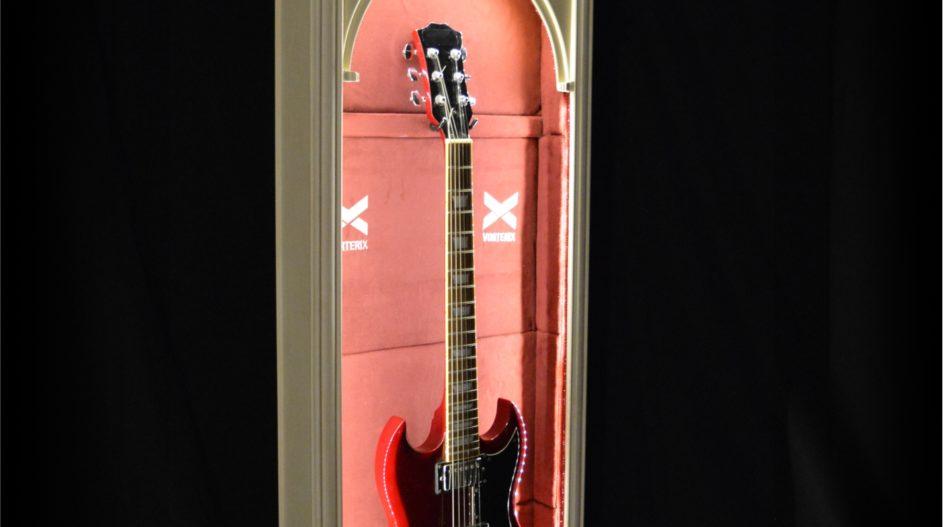 Vorterix Vitrina para Guitarra - 9
