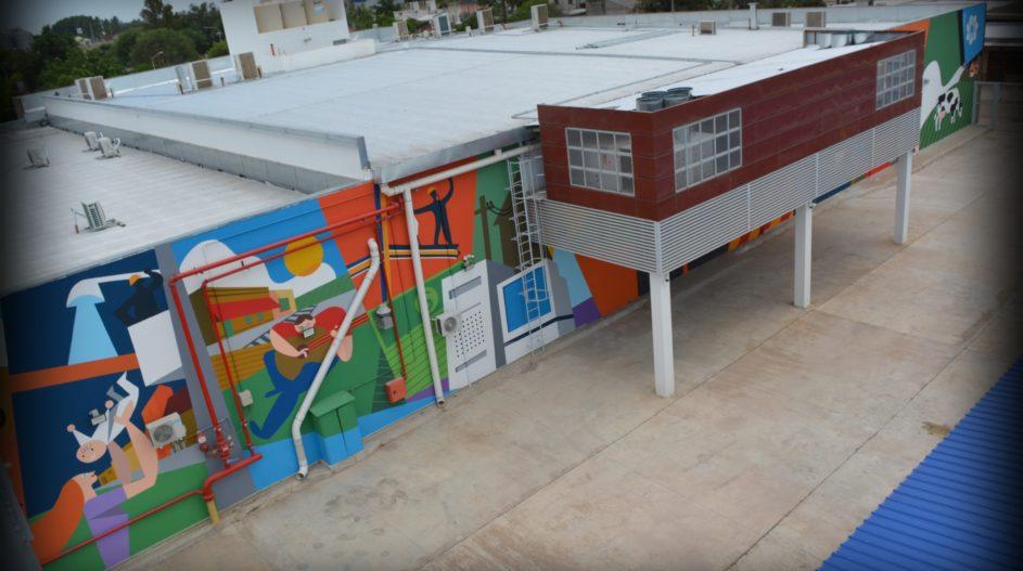 Mural Cooperativa Tio Pujio 7